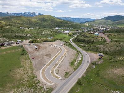Steamboat Springs Residential Lots & Land Active: 2250 Marble Court