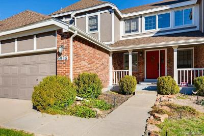 Highlands Ranch Single Family Home Active: 9988 Falcon Creek Drive
