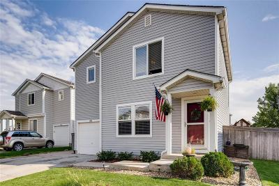 Brighton Single Family Home Under Contract: 1326 Waxwing Avenue