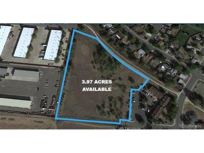 Aurora CO Residential Lots & Land Active: $1,340,232