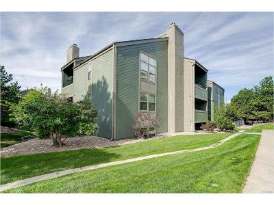 Aurora Condo/Townhouse Active: 14160 East Temple Drive #S01