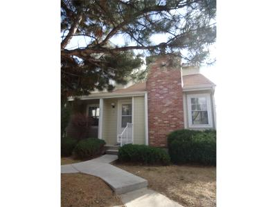 Westminster Condo/Townhouse Under Contract: 12132 Bannock Circle #C