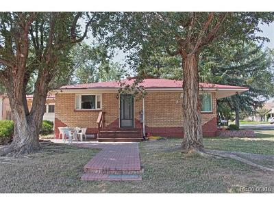 Salida Single Family Home Active: 1501 H Street