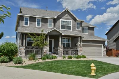Castle Rock Single Family Home Active: 2482 Paint Pony Court