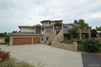 Arvada Single Family Home Active: 6526 Brentwood Court
