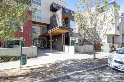 Denver Condo/Townhouse Active: 2650 West Front View #204
