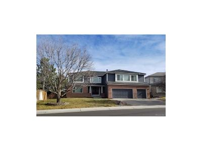 Highlands Ranch Single Family Home Active: 3048 Clairton Drive