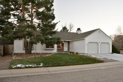Centennial Single Family Home Under Contract: 5400 East Costilla Drive