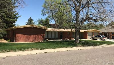 Denver Single Family Home Under Contract: 1200 Ivy Street
