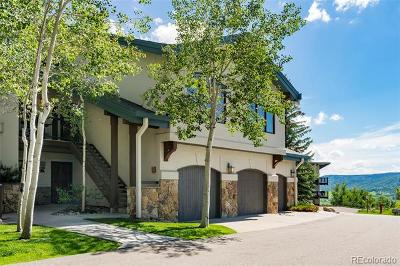 Steamboat Springs Condo/Townhouse Active: 2315 Storm Meadows Drive #5