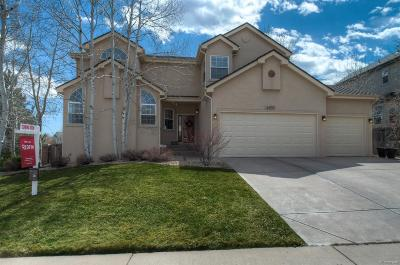 Arvada Single Family Home Under Contract: 16808 West 65th Circle