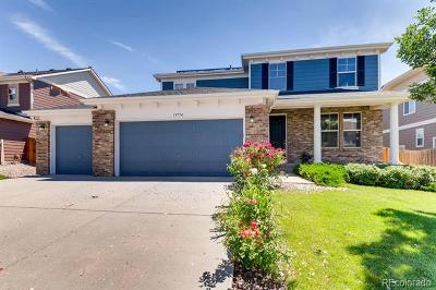 Thornton Single Family Home Active: 13774 Jasmine Street