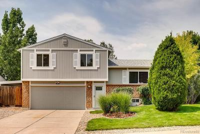 Littleton Single Family Home Under Contract: 4981 South Field Way