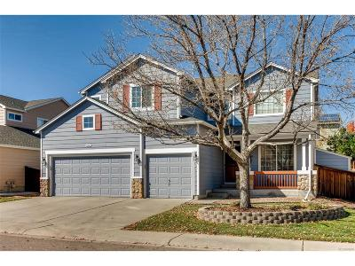 Highlands Ranch Single Family Home Active: 9891 Bathurst Way