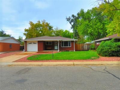 Single Family Home Under Contract: 5925 Garland Street