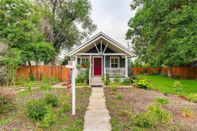 Englewood Single Family Home Under Contract: 4419 South Lincoln Street