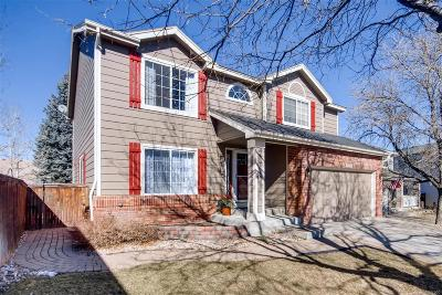 Highlands Ranch Single Family Home Active: 9458 Morning Glory Lane