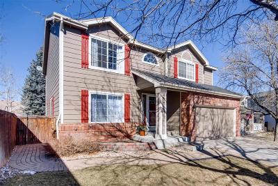 Highlands Ranch CO Single Family Home Active: $525,000