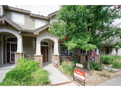 Highlands Ranch Condo/Townhouse Under Contract: 8367 Stonybridge Circle