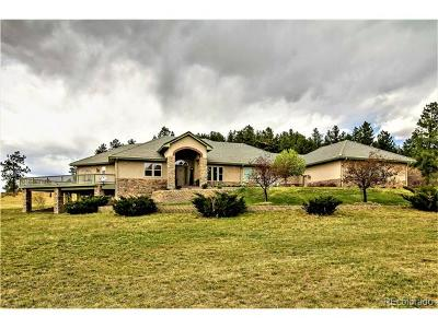 Franktown Single Family Home Active: 20 Red Deer Road