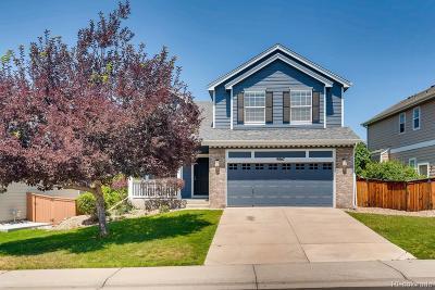 Westridge Single Family Home Under Contract: 9867 Thornbury Way