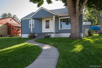 Single Family Home Active: 2990 South Sherman Street