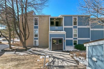 Centennial Condo/Townhouse Under Contract: 7318 South Xenia Circle #F