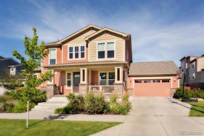 Denver Single Family Home Active: 3028 Ulster Court