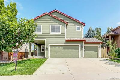Littleton Single Family Home Active: 4731 Whimbrel Drive