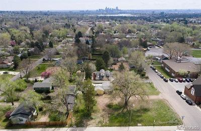 Lakewood Residential Lots & Land Active: 7595 West 22nd Avenue