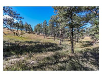 Deer Trail CO Residential Lots & Land Active: $58,000