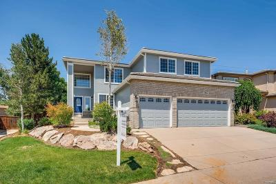 Highlands Ranch Single Family Home Active: 2667 Bitterroot Place
