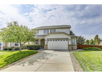 Broomfield Single Family Home Active: 4210 Lexi Circle