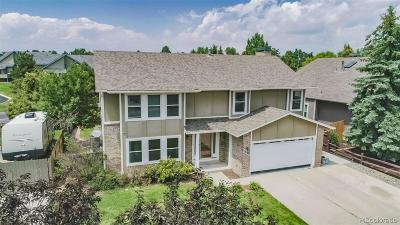 Colorado Springs Single Family Home Active: 7820 Conifer Drive