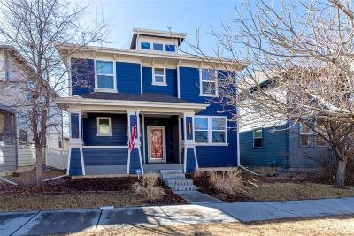 Denver Single Family Home Active: 7760 East 26th Avenue