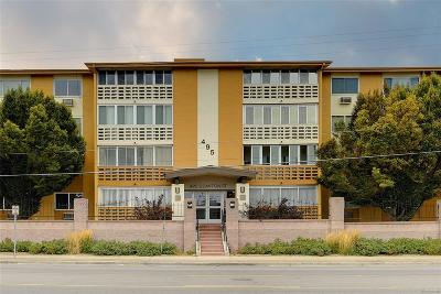 Denver Condo/Townhouse Active: 495 South Dayton Street #3C