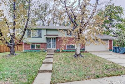 Northglenn Single Family Home Active: 10101 Melody Drive