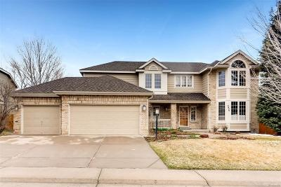Centennial Single Family Home Under Contract: 5636 South Helena Court
