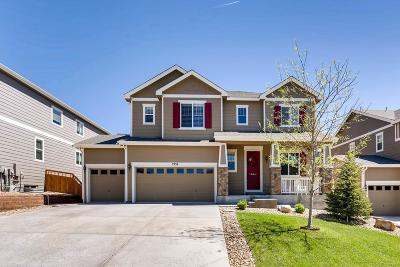 Castle Rock Single Family Home Active: 7952 Grady Circle