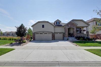 Aurora, Denver Single Family Home Active: 25662 East Calhoun Place