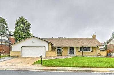 Westminster Single Family Home Active: 10311 West 101st Place