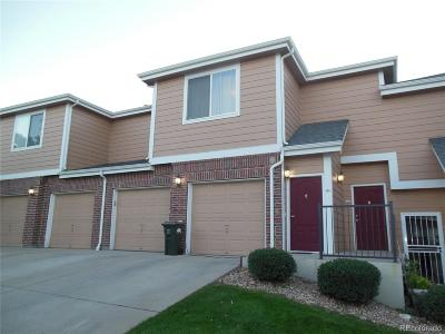 Arvada Condo/Townhouse Active: 5537 Lewis Court #104