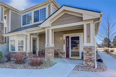 Broomfield Condo/Townhouse Under Contract: 13712 Legend Way #101