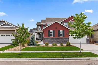 Arvada Single Family Home Active: 8659 Windy Street