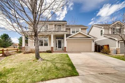 Parker Single Family Home Under Contract: 10219 Riverstone Drive