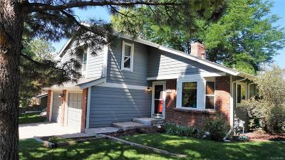 Willow Creek Single Family Home Under Contract: 7877 South Ulster Street