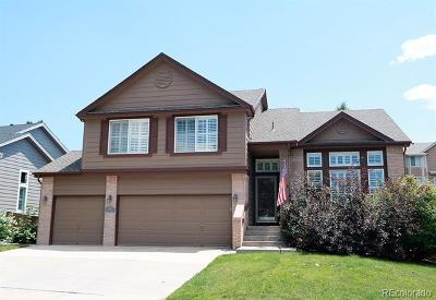 Highlands Ranch Single Family Home Under Contract: 900 English Sparrow Trail