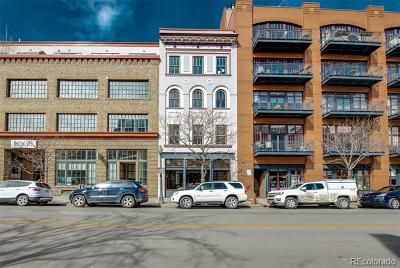 Denver Condo/Townhouse Active: 1441 Wazee Street #101