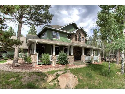 Conifer Single Family Home Under Contract: 12940 South Ridge Road
