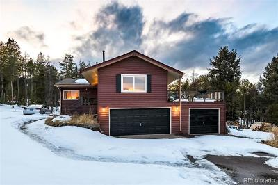Conifer Single Family Home Active: 10001 Apache Spring Drive